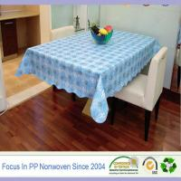 50gsm100×100cm Nonwoven fabric table cloth Manufactures