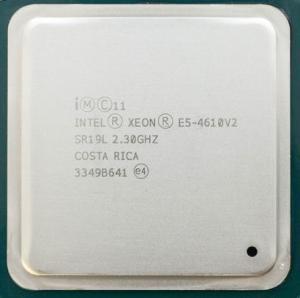 China Intel Xeon 8 Core Processor E5 4610 v2 SR19L 16 Threads 16M Cache 2.30 GHz on sale