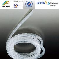 FEP coiled tube, FEP rotary-cut tube,FEP winding pipe ,FEP wrapped pipe Manufactures