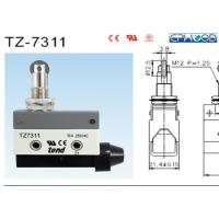 Tower Crane Micro Tend Limit Switch Safety Limit Switch IP65 Protection Level TZ-7311 Manufactures