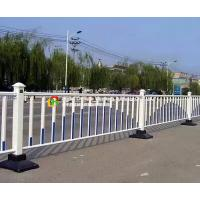 Movable Temporary Security Fencing , Construction Temporary Steel Fencing Manufactures