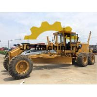 Road Maintainance Used Motor Graders CAT 14G With Caterpillar Engine 44 Km/H Manufactures