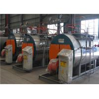 Natural Circulation Industrial Steam Boiler 1.0MPa / 1.25MPa / 1.6MPa Optional Manufactures