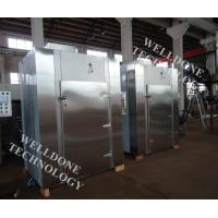 Forced Convection Tray Drying Oven PLC / Touch Screen With Glass Bottle Manufactures