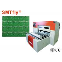Fully Automatic V Scoring Machine , PCB Processing Equipment 1500kg SMTfly-YB1200 Manufactures