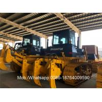 China 25T Cummins Engine Shantui Bulldozer 220HP SD22 With Rear Ripper Track Gauge 1880mm on sale