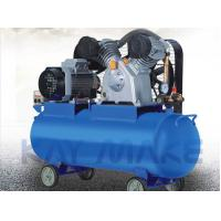 Low Speed Piston Type Air Compressor Long Life Spend Reed Valve Design Manufactures
