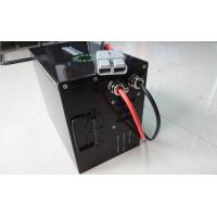 Deep Cycle Li Ion Polymer Battery , 25.2V 100Ah UPS System Batteries For Solar Street Light Manufactures