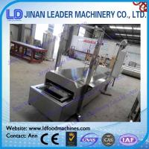 China Fried wheat flour snacks making machine on sale