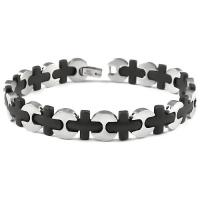 Fashion titanium, germanium, magnetic stainless steel bangle for women  Manufactures