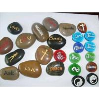 Quality Engraved Stones for sale