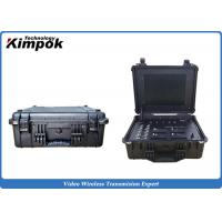 17 Inch COFDM Wireless Receiver HD Ditital Telemetry and Video Broadcast Receiver Encrypted Manufactures