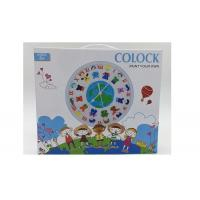Funny Arts And Crafts Kits For Kids Craft Clock Mechanism with DIY Painting Manufactures