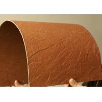 Composite Recycled Soft Floor Tiles Modified Clay Material Brick Like Manufactures