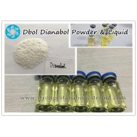 Dbol Oral Anabolic Steroids Methandienone Finished Oil Dianabol 50 mg / ml Manufactures