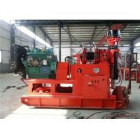 Portable Hydraulic Core Drilling Machine , Water Well Drilling Equipment Manufactures