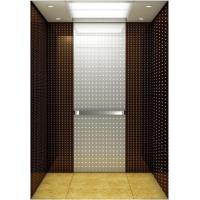 Safety Automatic Passenger Elevator Energy Saving Residential Passenger Lifts Manufactures