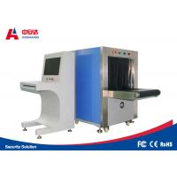 Supermarket Security X Ray Baggage Scanner 34 Mm Steel Penetration , Safety Ray Manufactures