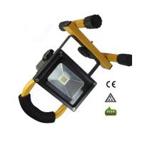 2015 best seller 10w rechargeable led flood light with solar panel Manufactures