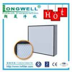 hepa /ulpa laminar air filter Manufactures