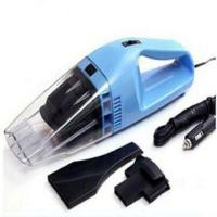 Automobile Small Handheld Vacuum Cleaner 60w - 90w Dc12v Plastic Material Manufactures