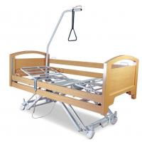 Home Care Full Electric Semi Hospital Beds with CE certificate Manufactures