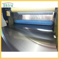 China Mirror Surface Treatment Stainless Steel Protective Film Polished Stainless steel Protective Film on sale