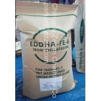 EDDHA Fe 6% O-O organic iron fertilizer farming inputs Manufactures