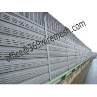 noise barrier,sound wall,sound berm,sound barrier Manufactures