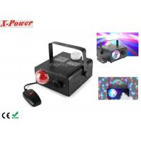 Portable 400 W LED Fog Machine For Disco / Movie Scene / Road Shows Manufactures