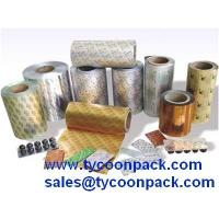 Printed and Laminated Pharmaceutical Flexible Packaging Aluminium Foil Manufactures
