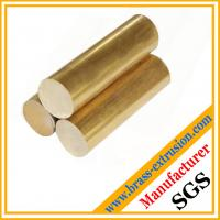 copper alloy extruded casting round brass bars brass rods Manufactures
