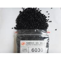 Economical High Coloring 45% Carbon Plastic Resins 6030 For Injection Molded Manufactures