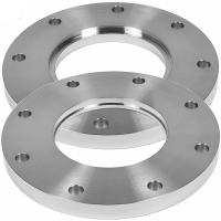 Bright Surface Aluminum Plate Flanges 5083 ASTM B241 B210 B247 Grade Manufactures