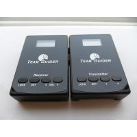 High Performance L8 Wireless Tour Guide System With With 64 Selectable Channels Manufactures