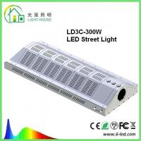Cree Rotating Street LED Lights WF2 , 300 W Power Led Street Lamps AC85-277v Manufactures