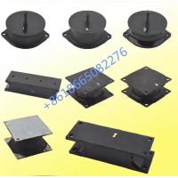 Buy cheap Wheel Loader Anti - vibration Pad Rubber Engine Mounts / Excavator Spare Parts from wholesalers
