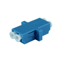China 1310nm LC LC Coupler Simplex Fiber Optic Adapters on sale
