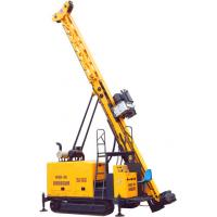 HYDX - 5A Full Hydraulic Core Drill Rig With Crawler Mountd NQ 1300m HQ 1000m Manufactures