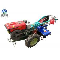 Mini Hand Garden Walk Behind Tractor Two Row Planter Walking Tractor Manufactures