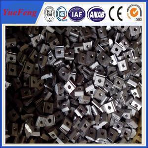 China Aluminum Extrusion T-NUT supplier, Aluminum industry accessories T nut Manufactures