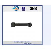 China Mining rail rail bolt fastener steel bolts and nuts DHG tunnel on sale