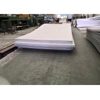High Hardness Hot Rolled Stainless Steel Sheet Strong Heat Resistance Manufactures