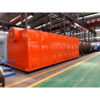 China Industrial Water Tube Boiler Double Drum Coal Fired Steam Boiler SZL Type on sale