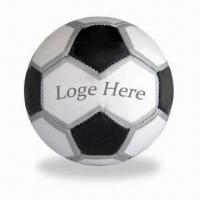 Buy cheap Size Number 2 Soccer Ball, Composed of 30 Patches, Customized Logos and Designs from wholesalers