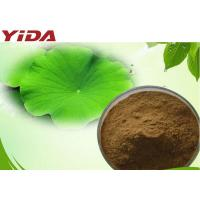 Lotus Leaf Extract Powder To Reduce Weight 98% High Purity Nuciferine Manufactures