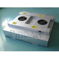System Control H14 Fan Filter Unit FFU Perfect Sealing Specially Designed Pinch Device Manufactures