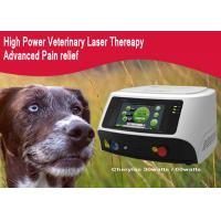 Diode Laser Therapy Machine For Dogs /  Canines , GaAlAs Diode Laser Treatment Device Manufactures