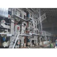 Waste Paper Recycling Machine Fourdrinier Multi - Cylinder Manufactures