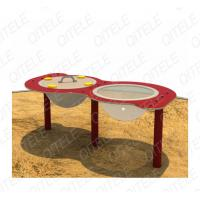 Quality 116 * 55 * 32 cm Children Playground Sand & Water With Bubble for sale